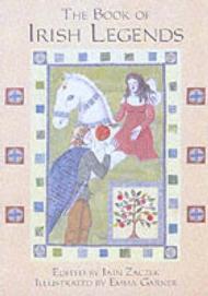 Book of Irish Legends, The Zaczek, Iain - Product Image