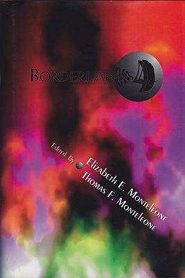 Borderlands 4 (SIGNED COPY)Monteleone (Ed.), Thomas F. and Elizabeth - Product Image