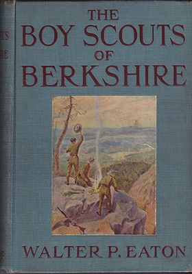 Boy Scouts of Berkshire, TheEaton, Walter P., Illust. by: Charles  Copeland - Product Image