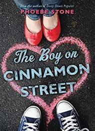 Boy on Cinnamon Street, The (SIGNED)Stone, Phoebe - Product Image