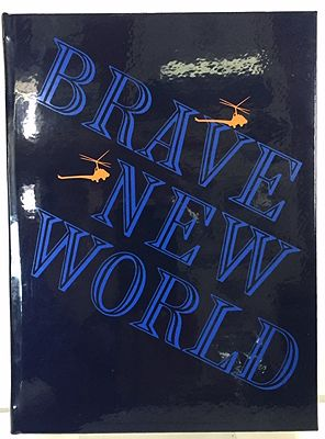 Brave New World (LIMITED EDITION #1337 OUT OF 2000)(SIGNED AT BACK PAGE BY ILLUSTRATOR) Huxley, Aldous, Illust. by: Mara McAfee (SIGNED) - Product Image