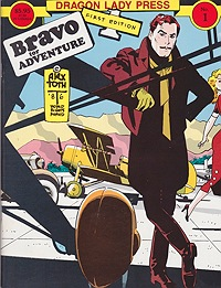 Bravo for AdventureToth, Alex, Illust. by: Alex  Toth - Product Image