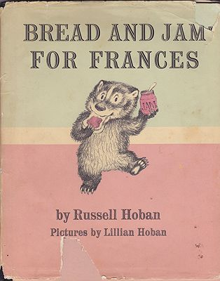 Bread and Jam for FrancesHoban, Russell, Illust. by: Lillian  Hoban - Product Image