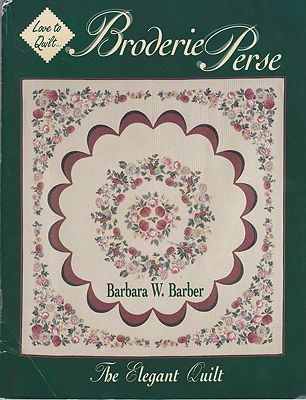 Broderie Perse: The Elegant QuiltBarber, Barbara W. - Product Image