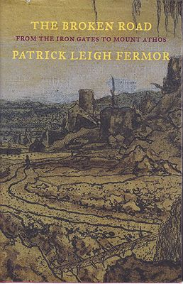 Broken Road - From the Iron Gates to Mount Athos, TheFermor, Patrick Leigh - Product Image
