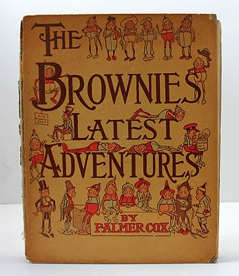 Brownies' Latest Adventures, TheCox, Palmer - Product Image
