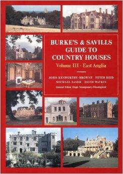 Burke's Guide to Country Houses, Volume 3: East AngliaBrowne, John Kenworthy- - Product Image
