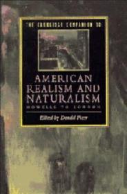 Cambridge Companion to American Realism and Naturalism: From Howells to LondonPizer, Donald - Product Image