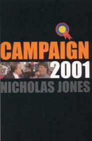 Campaign 2001Jones, Nicholas (Editor) - Product Image