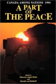 Canada Among Nations, 199495: A Part of the Peaceby: Molot, Maureen Appel - Product Image