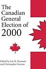 Canadian General Election of 2000, The Dornan, Christopher - Product Image