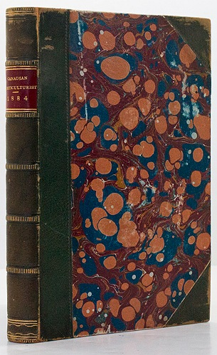 Canadian Horticulturist, The - Volume VII - 1884Beadle (Ed.), D.W. - Product Image
