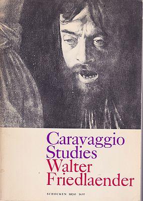 Caravaggio StudiesFriedlaender, Walter - Product Image