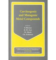 Carcinogenic and Mutagenic Metal Compounds - Environmental and Analytical Chemistry and Biological Effects: Volume 8Merian (Ed.), E. and others - Product Image