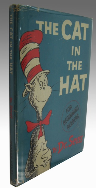 Cat in the Hat, TheDr. Seuss, Illust. by: Dr. Seuss - Product Image