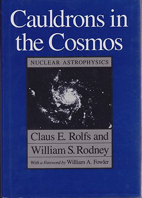 Cauldrons in the CosmosRolfs, Claus E./William S. Rodney - Product Image
