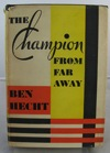 Champion From Far Away, TheHecht, Ben - Product Image
