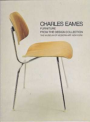 Charles Eames: Furniture From the Design CollectionDrexler, Arthur - Product Image