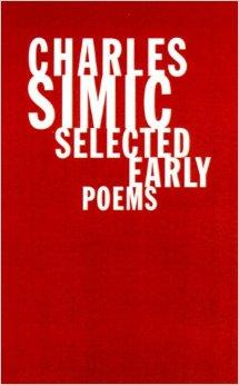 Charles Simic: Selected Early PoemsSimic, Charles - Product Image