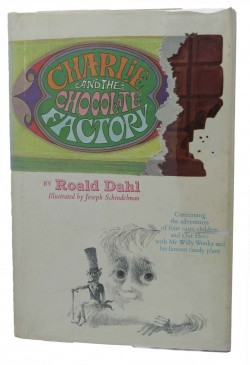 Charlie and the Chocolate Factoryby- Dahl, Roald - Product Image
