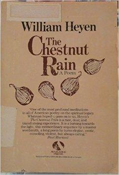 Chestnut Rain, The Heyen, William - Product Image
