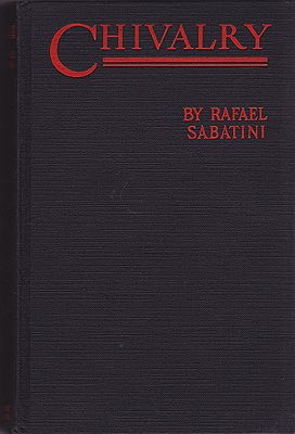 ChivalrySabatini, Rafael - Product Image