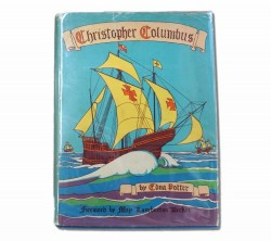 Christopher Columbus - The Story of a Great AdventurePotter, Edna, Illust. by: Edna E. Potter - Product Image