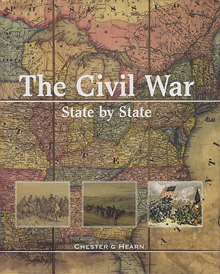 Civil War, The - State by StateHearn, Chester G. - Product Image