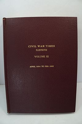 Civil War Times Illustrated: Volume IIi - April 1964 to Feb. 1965Fowler (Ed.), Robert - Product Image