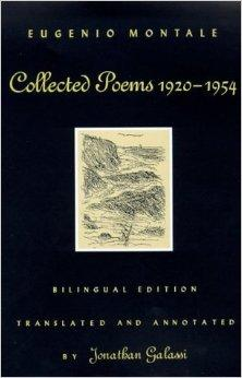 Collected Poems, 1920-1954: Bilingual EditionMontale, Eugenio - Product Image