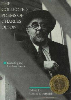 Collected Poems of Charles Olson, The Olson, Charles - Product Image
