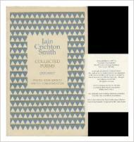 Collected PoemsSmith, Iain Crichton - Product Image