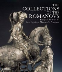 Collections of the Romanovs: European Arts from the State Hermitage Museum, St Petersburgby: Steward, James (Editor) - Product Image