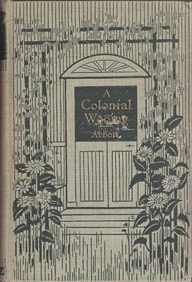 Colonial Wooing, AAbbott, M.D., Charles Conrad - Product Image