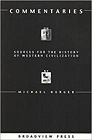 Commentaries on Sources for the History of Western Civilization with Questions for StudentsBurger, Michael - Product Image