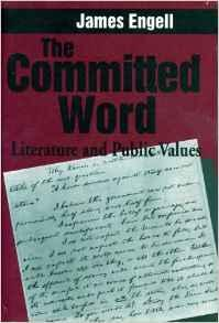 Committed Word, The: Literature and Public ValuesEngell, James - Product Image