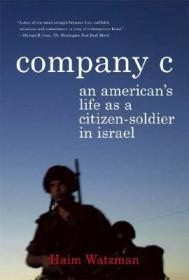 Company C: An American's Life as a Citizen-Soldier in IsraelWatzman, Haim - Product Image