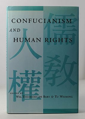 Confucianism and Human RightsDe Bary (Editor), Wm. Theodore/Tu Weiming - Product Image