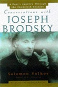 Conversations With Joseph Brodsky: A Poets Journey Through The Twentieth CenturyVolkov, Solomon - Product Image