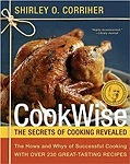 CookWise: The Hows & Whys of Successful Cooking, The Secrets of Cooking RevealedCorriher, Shirley O. - Product Image