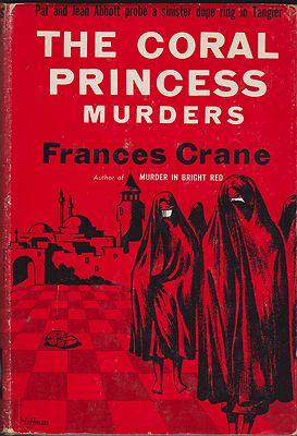 Coral Princess Murders, TheCrane, Frances - Product Image