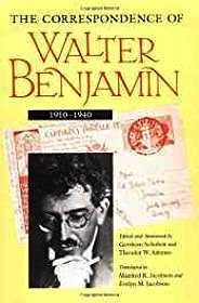 Correspondence of Walter Benjamin, 1910-1940, The Benjamin, Walter - Product Image