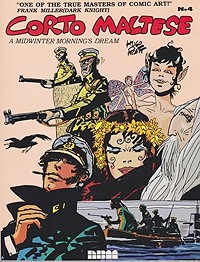 Corto Maltese No. 4: A Midwinter Morning's DreamPratt, Hugo, Illust. by: Hugo  Pratt - Product Image