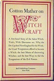 Cotton Mather on WitchcraftMather, Cotton - Product Image