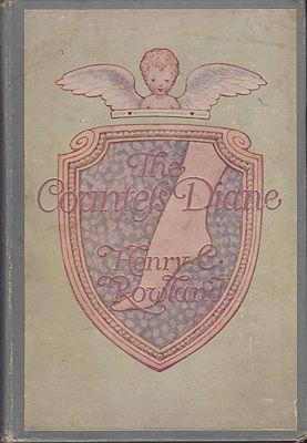 Countess Diane, TheRowland, Henry C., Illust. by: John Rae - Product Image