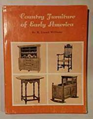 Country Furniture of Early AmericaWilliams, Henry Lionel - Product Image
