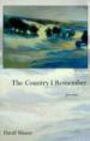 Country I Remember, The Mason, David - Product Image