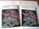Country Textiles of Japan: The Art of Tsutsugakiby: Brandon, Reiko Mochinaga - Product Image