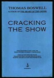 Cracking the ShowBoswell, Thomas - Product Image