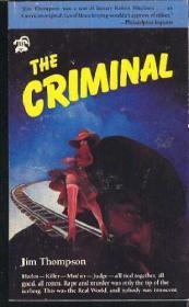 Criminal, TheThompson, Jim - Product Image